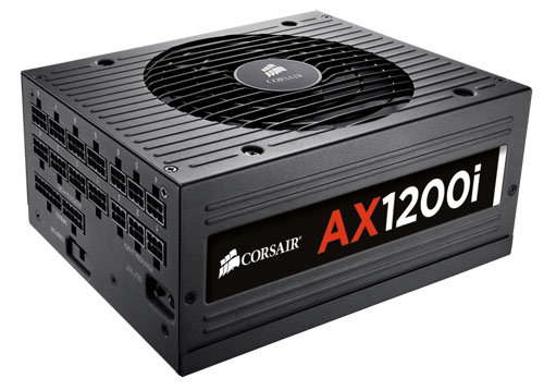 Nguồn Corsair AX1200i - 80 Plus Platinum - Corsair Link - Full Modul CP-9020008-NA