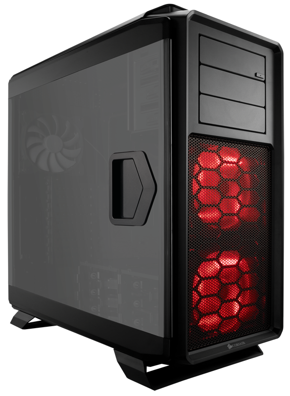 Vỏ Case CORSAIR 760T Black CC-9011073-WW