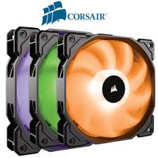 Quạt tản nhiệt CORSAIR FAN SP 120 RGB LED - Hộp 3 FAN - with controller CO-9050061-WW
