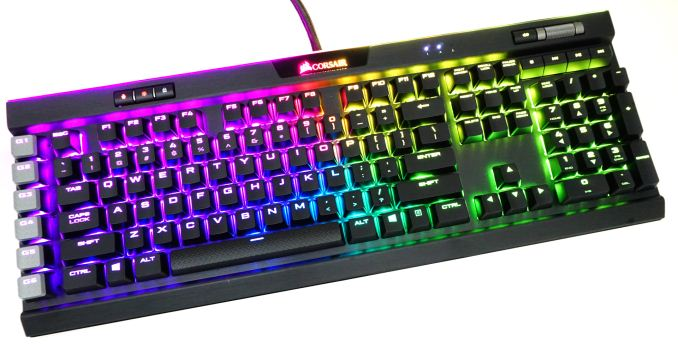 Bàn phím CORSAIR K95 Platinum RGB MX Speed CH-91