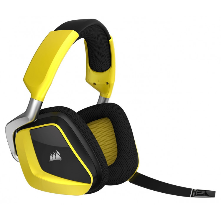 Tai nghe CORSAIR VOID V2 RGB Wireless SE Yellow (k