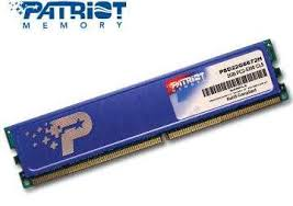 RAM Patriot - 4GB PSD34G16002H