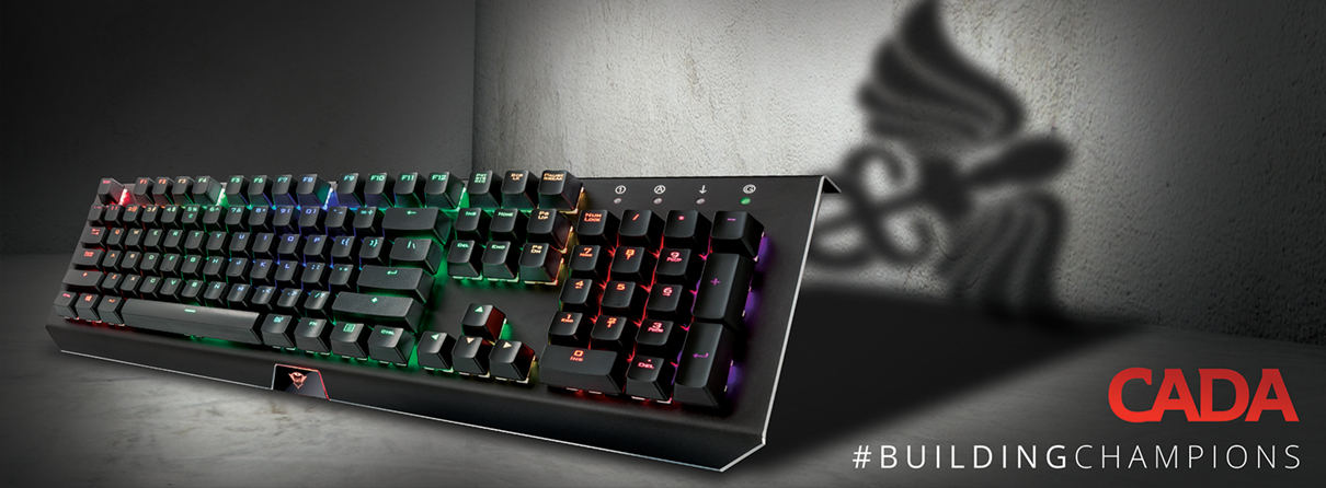 Bàn phím GTX 980 CADA RGB Mechanical Keyboard 21