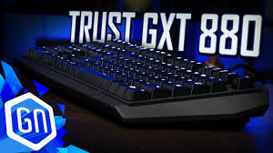Bàn phím Trust US GXT880 Mechanical keyboard 211