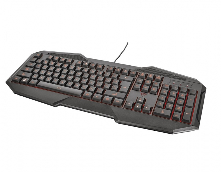 Bàn phím Trust US GXT830 Gaming Keyboard 21116