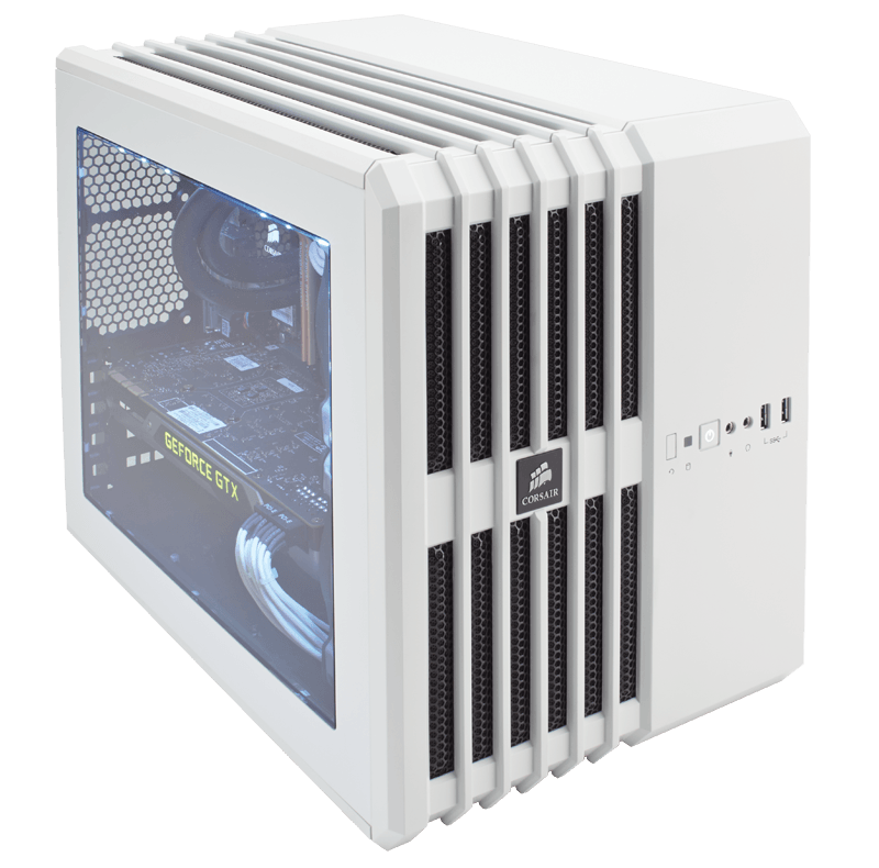 Vỏ Case CORSAIR Air 540 White  CC-9011048-WW