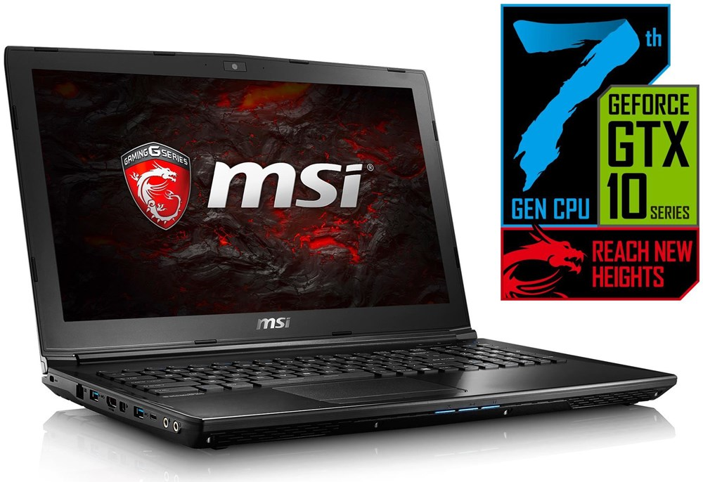 Laptop MSI GL62 7RDX 1035XVN