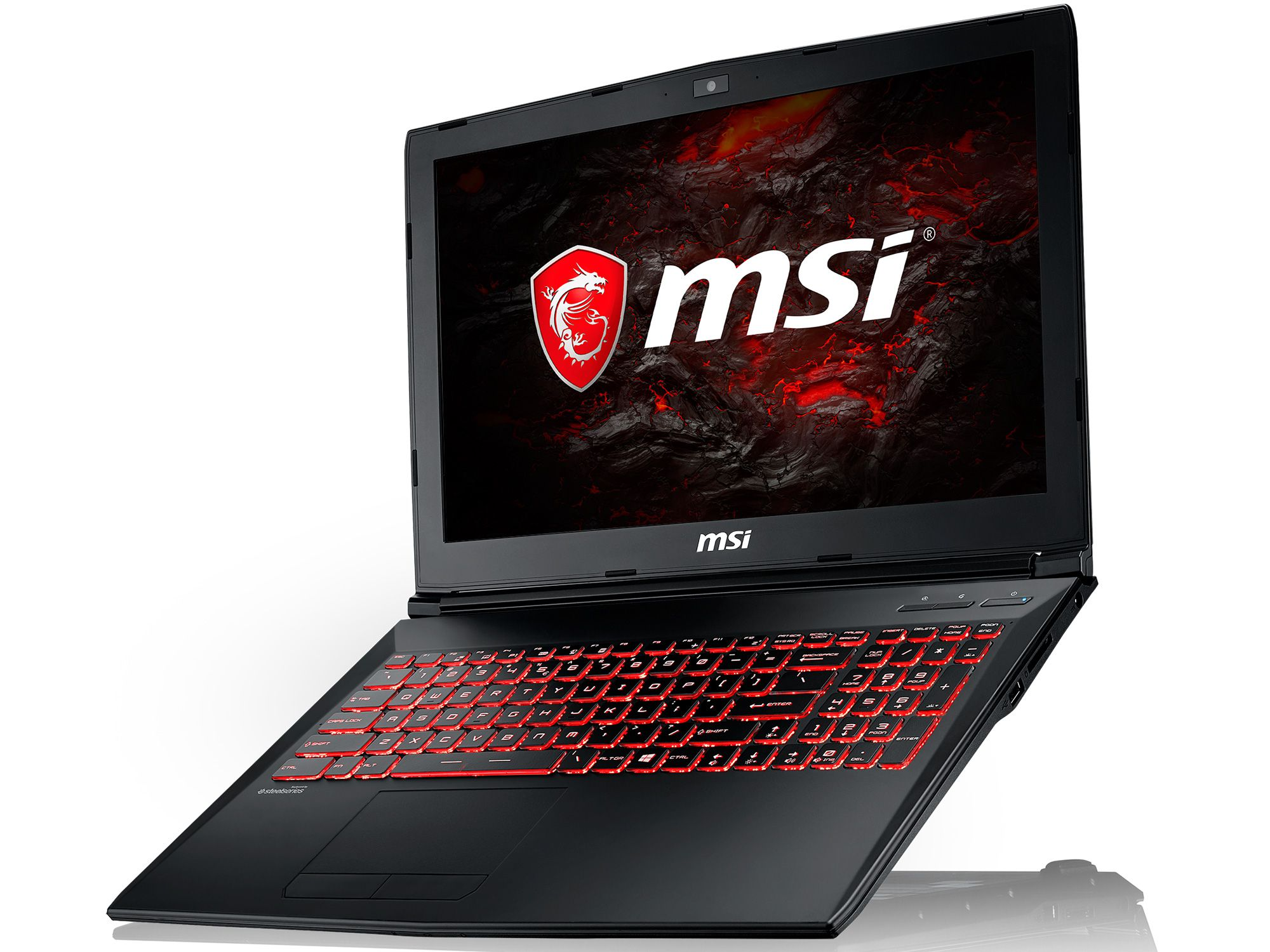 Laptop MSI GV72 7RE 1424XVN, Kabylake i7-7700HQ