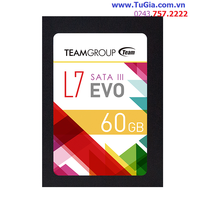 SSD Team L7 EVO 60GB 2.5''