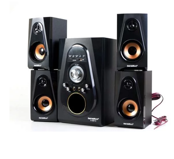 LOA VI TÍNH SOUNDMAX A-8910/4.1 Bluetooth, USB, t