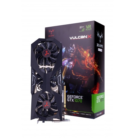 VGA COLORFUL iGame GTX1070Ti Vucal U TOP