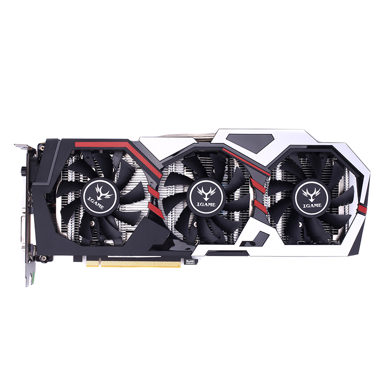 VGA COLORFUL iGame GeForce GTX1080 Vulcan UT V2