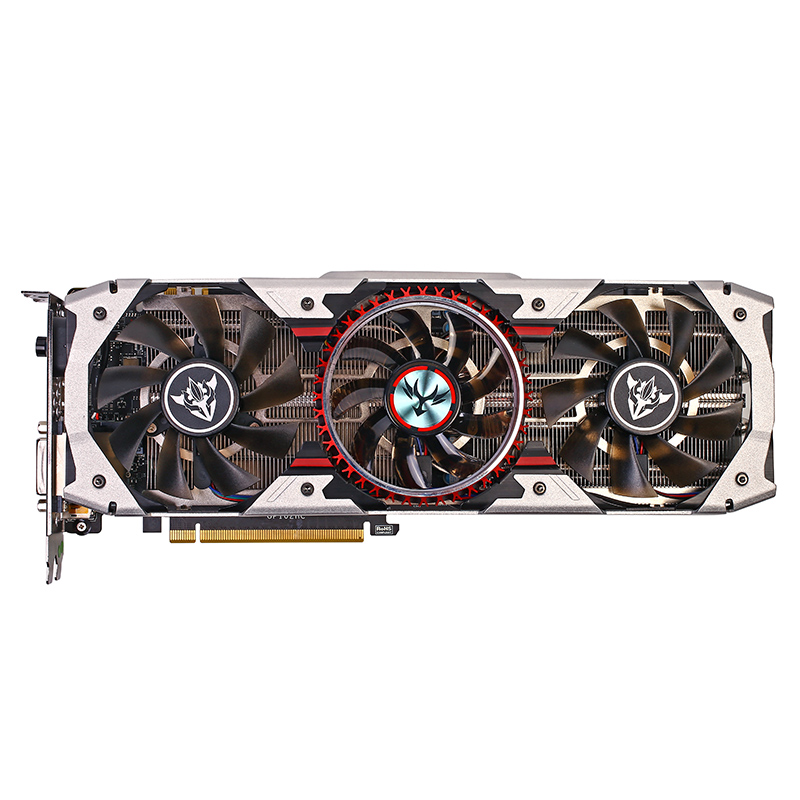 COLORFUL iGame GTX1080Ti Vulcan AD HW1