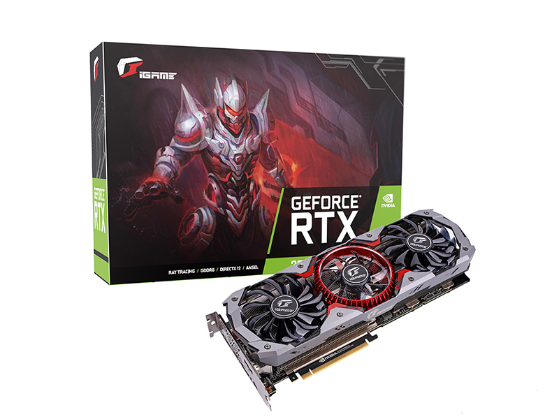COLORFUL iGame GeForce RTX 2080 Advanced OC