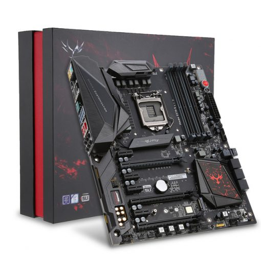 Bo mạch chủ Colorful iGame Z270 Ymir X